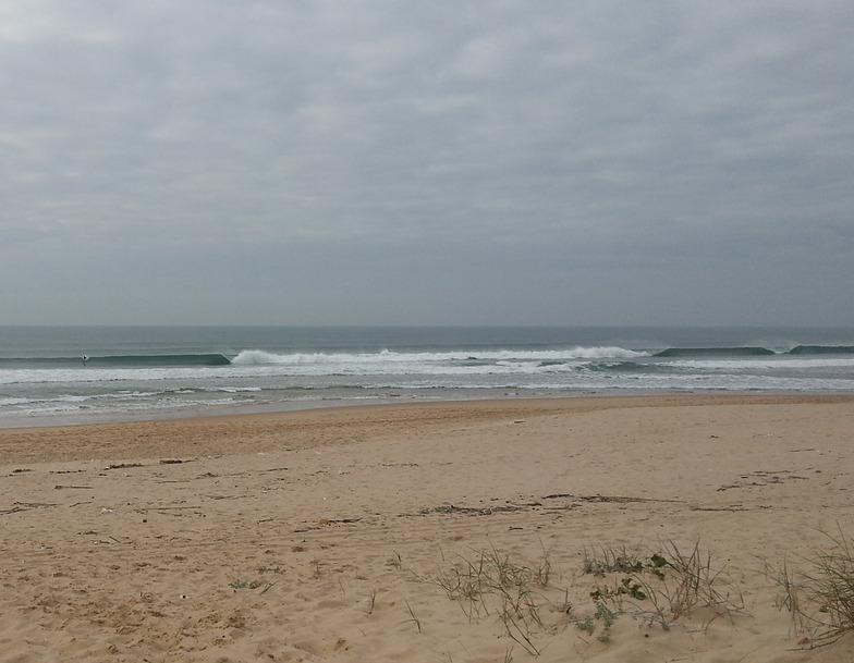 Fonte da Telha surf break