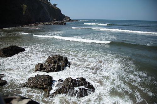 Western Sand Bank, Playa de Cueva