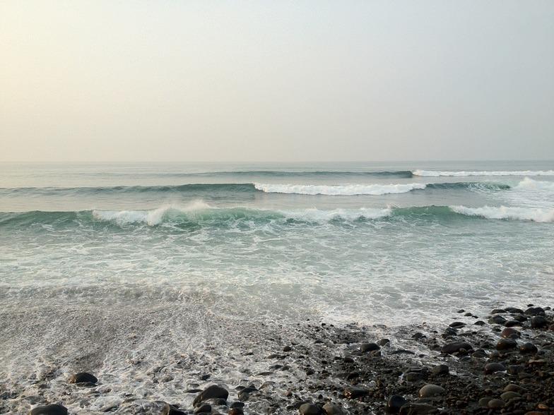 Low tide, La Paz