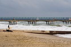 Boscombe Pier photo