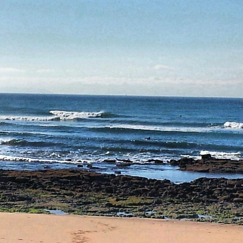 Canos de Meca surf break
