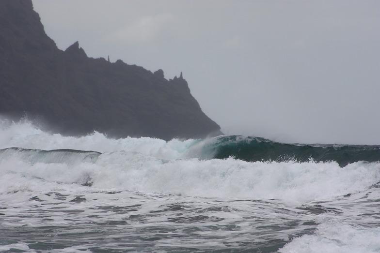 La Derecha de Almaciga surf break