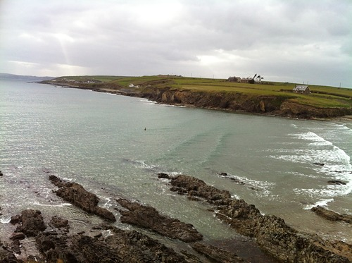 Small day in Ballycotton!