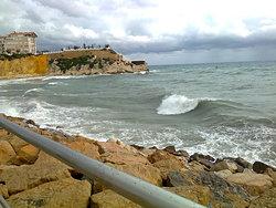Playa del mal pas, Playa Poniente photo