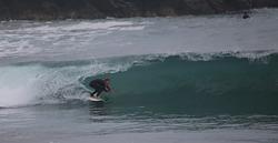 A quiet tubular day, Puerto Viejo photo