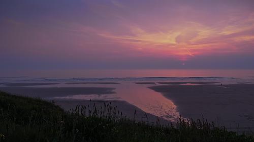 Watergate Bay Sunset