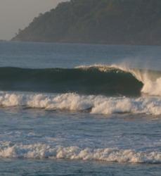 Amazing day at Praia do Juquei photo