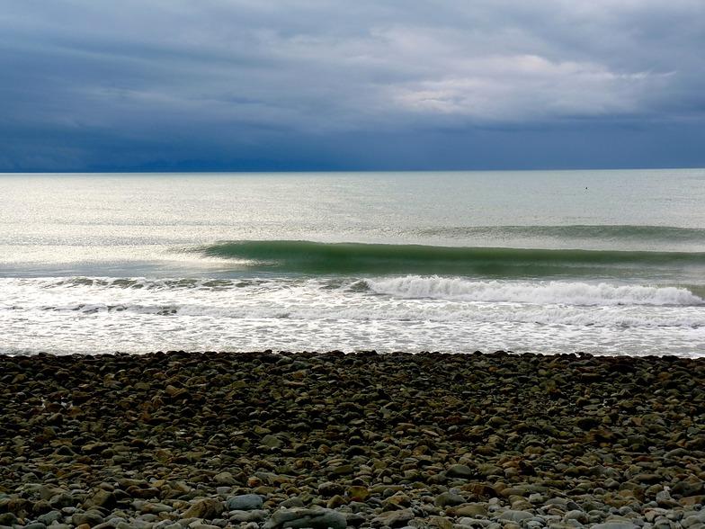 The Glen surf break