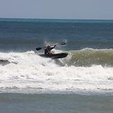 Surf Kayaking, Topsail Island