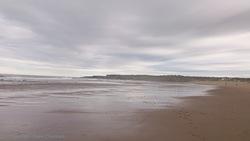 Evening stroll, South Shields photo