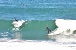 Backward, La Jolla Shores photo