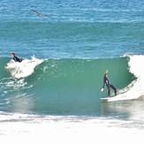 Backward, La Jolla Shores
