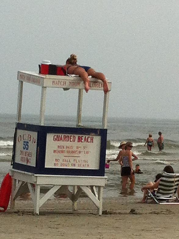 55th Street Pier surf break