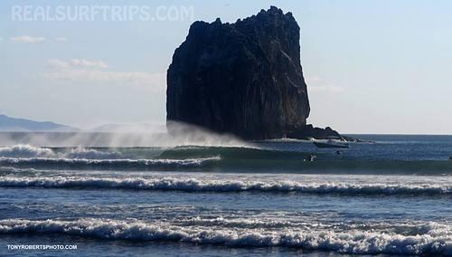 Boat Trip, Roca Bruja - Witch's Rock