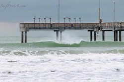 Port Aransas, Texas, JP Luby Pier photo