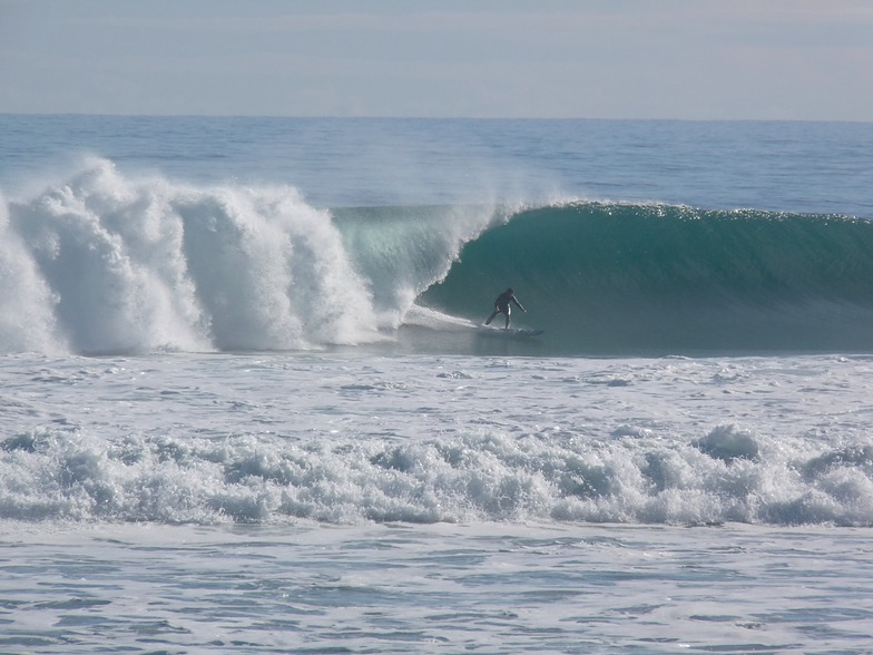 Anatori River surf break