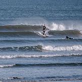 Orewa Winter, Orewa Beach
