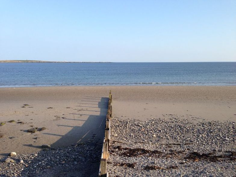 Castletown surf break
