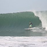 New Swell, Playa Hermosa