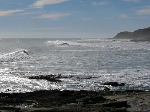 Kaihoka, Fergusons Beach