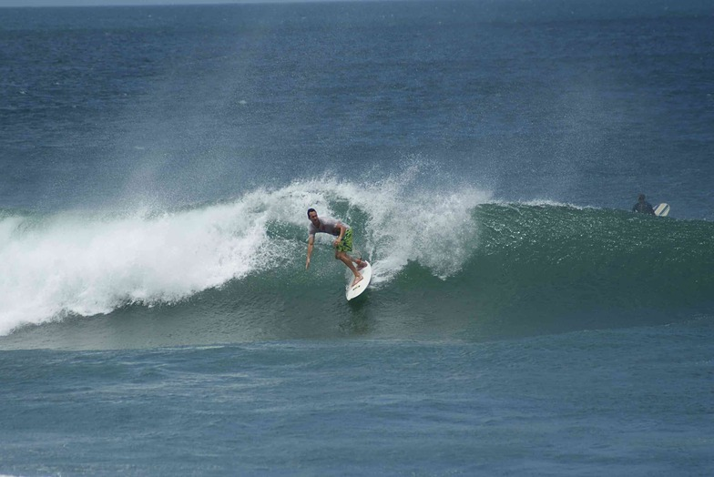Trestles surf break