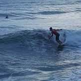 surf local, Playa Teta