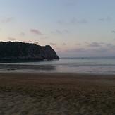 karraspio, Playa de karraspio
