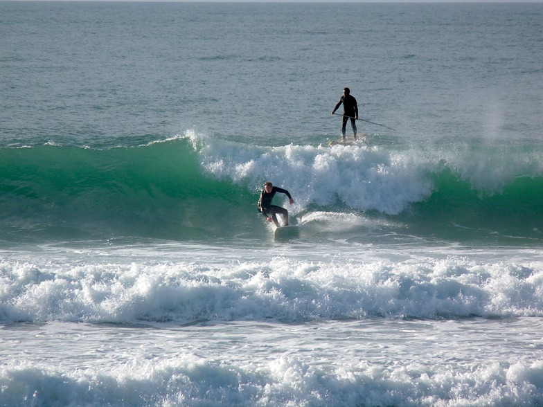 Late winter swell, Schnappers Point