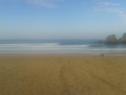 Playa de Laga photo