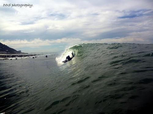 Kalk bay reef.