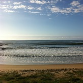 Mckenzies on a glassy morning, Mckenzies Beach