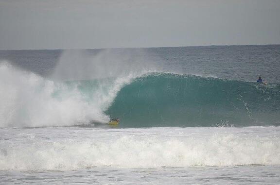 Japs surf break