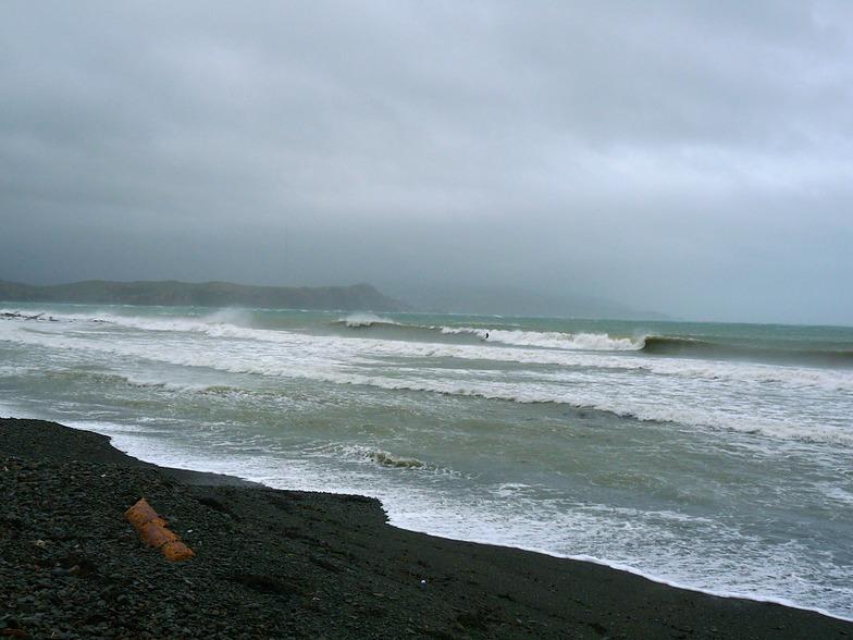 The Pa surf break