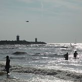 Summer day, Scheveningen Pier