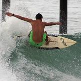 Garrett McCoy, Surf City Pier