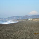 Taken from Hiratsuka Habour, Sagami River