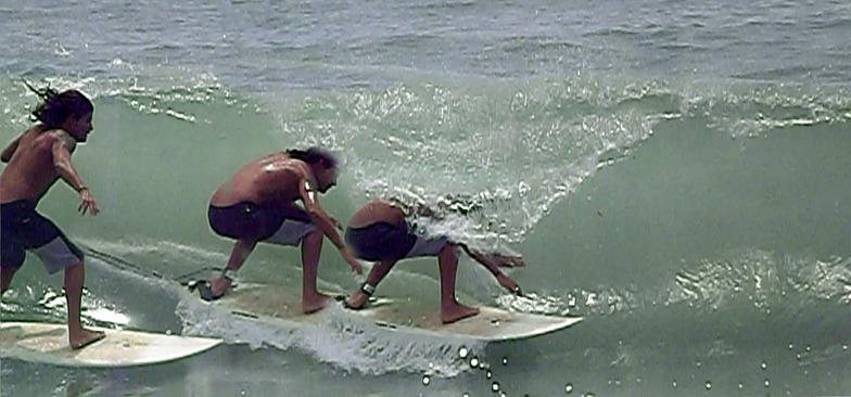 Playa Parguito break guide