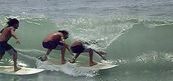 secuencia, Playa Parguito photo