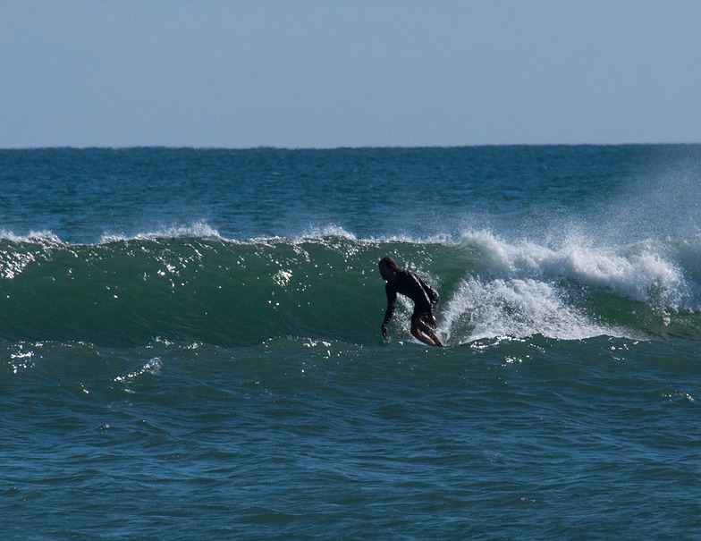 Frisco Pier/Cape Hatteras surf break