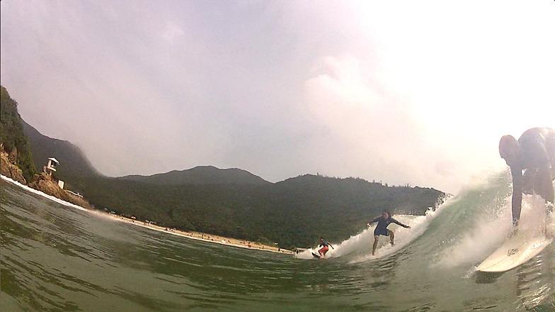 Big Wave Bay break guide