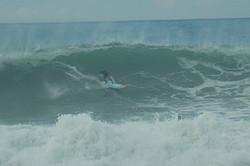 Macumba double overhead, Praia da Macumba photo