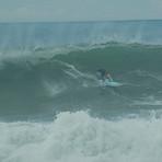 Macumba double overhead, Praia da Macumba