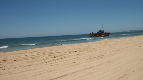 fun times, Stockton Beach