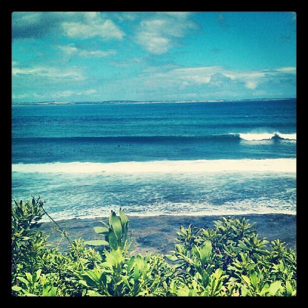 Crunchie Pt surf break