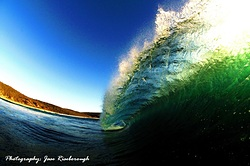 Supertubes Flaring Out!!! photo