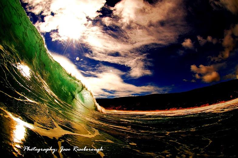 Rabbit Hill surf break