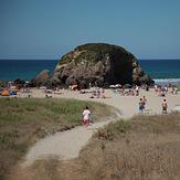 Typical Spanish Summer Day, Playa de Penarronda