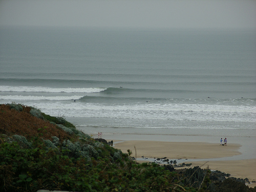 Barricane surf break