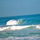 Distant Barrels, Trigg Beach