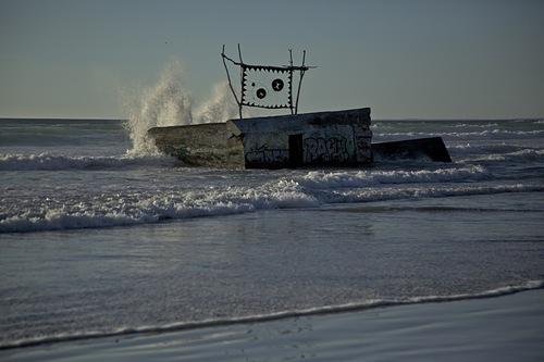 Bunker Splash, Tronoen